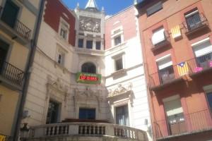 Història d'un balcó sense bandera