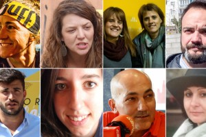 Nou representants del Berguedà, a les llistes per a les eleccions del 21-D