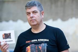 El basc Kepa Junkera inclou una versió del Ball de l'Àliga de la Patum en el seu nou disc