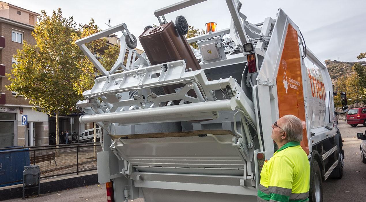 L'Agència de Residus concedeix 60.000 euros al Berguedà per posar en marxa el porta a porta