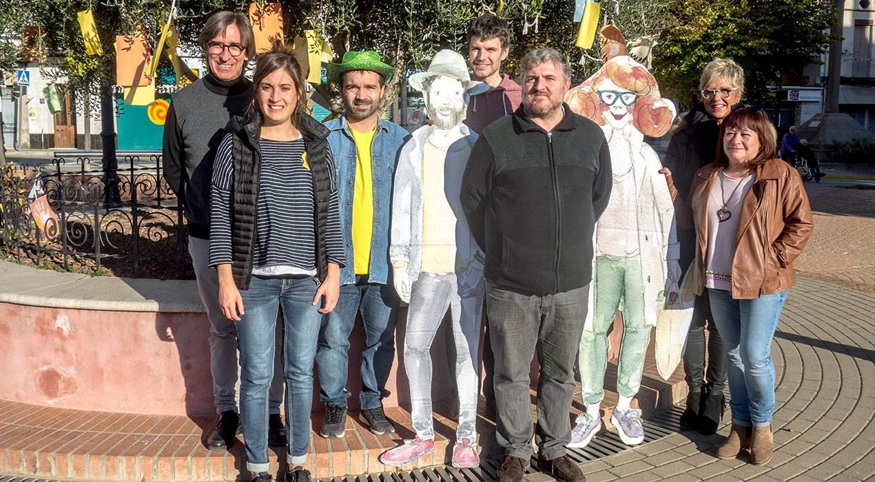 Comerç i cultura protagonitzen una Fira de Sant Martí que suspèn la cercavila per la manifestació a Barcelona