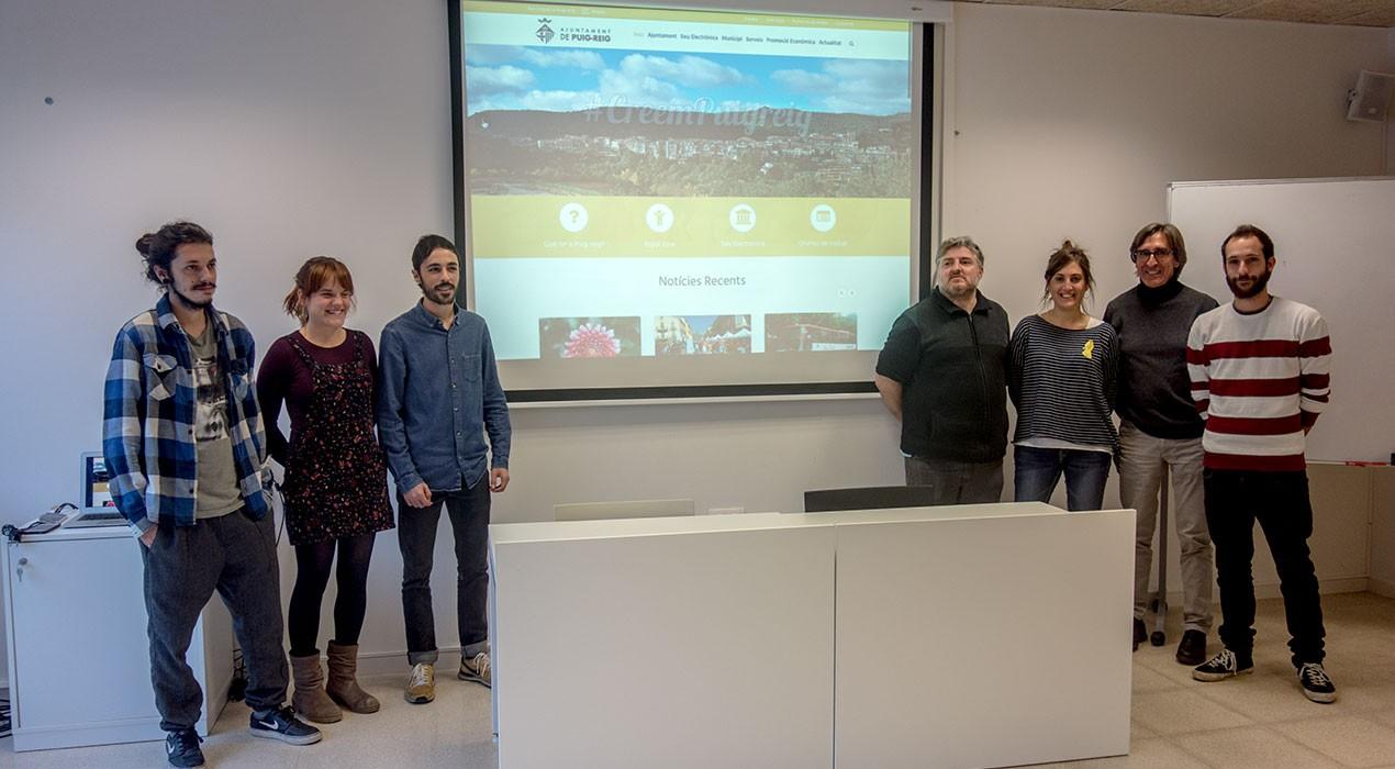 L'Ajuntament de Puig-reig estrena aquesta setmana una pàgina web més clara i intuïtiva