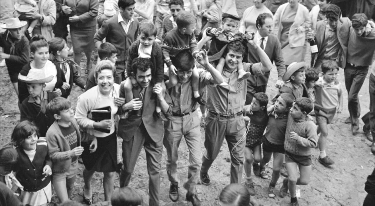 L'AquíBerguedà dedica el calendari 2018 a Joan Cortina i els anys 60 i 70 al Berguedà