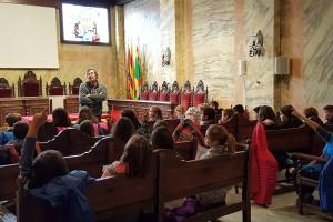 Berga i Gironella constitueixen Consells d'Infants per implicar nens de 10 a 12 anys en la presa de decisions