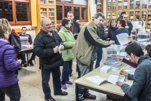 El Berguedà trenca el seu sostre i registra un 83,32% de participació a les eleccions del 21-D