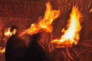 Bagà i Sant Julià de Cerdanyola donen la benvinguda al Nadal amb la Fia-faia
