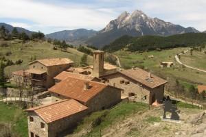 Sant Jaume de Frontanyà ja no és el poble més petit de Catalunya: ara és Gisclareny