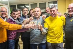 Junts per Catalunya arrasa al Berguedà i guanya les eleccions del 21-D en 29 dels 31 municipis