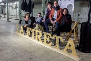 La Fireta reobre la fàbrica de Cal Metre i confia consolidar-s'hi com un mercat de Nadal punter al Berguedà
