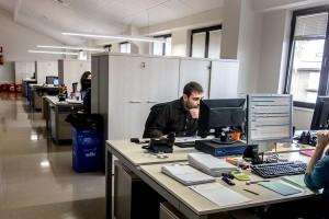 El Consell Comarcal renova les seves oficines i crea espais de treball per àrees