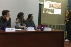 El grup contra el feixisme i el racisme al Berguedà es presenta en públic i estén la mà a les entitats locals