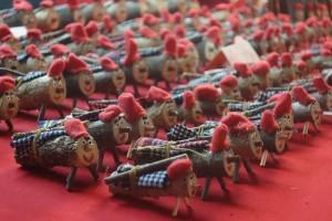 Neix el mercat de Nadal de Guardiola de Berguedà
