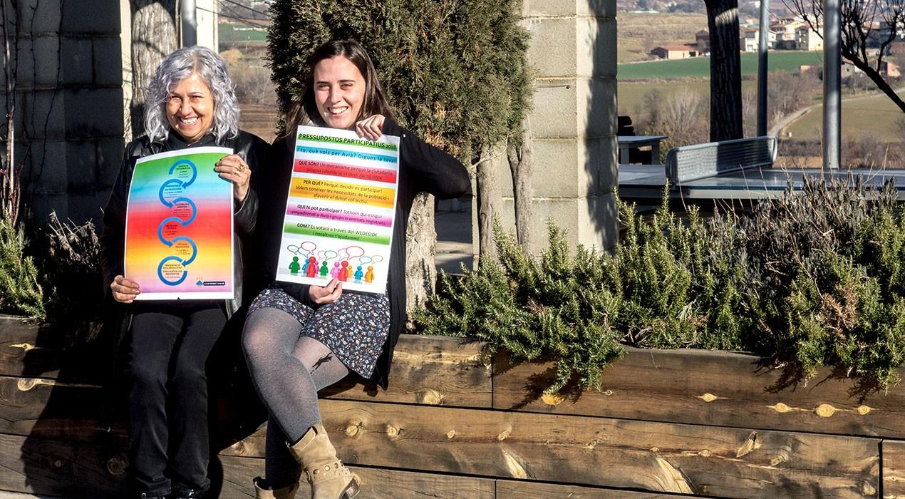 Els pressupostos participatius d'Avià encaren la fase de votacions amb 28 propostes sobre la taula