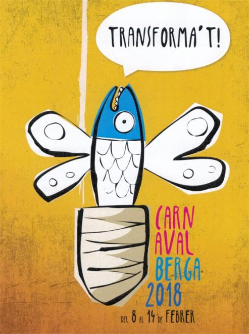 Carnaval de Berga 2018 @ Berga