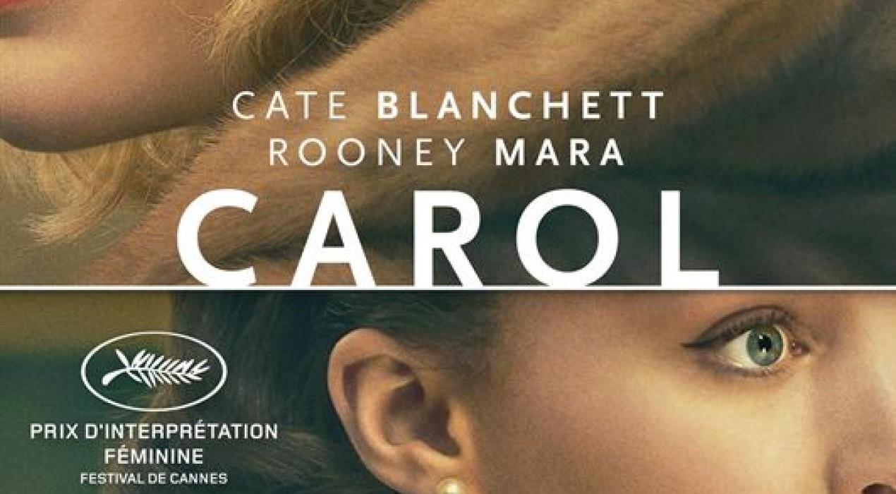2n cicle de cinema de l'EOI: Carol