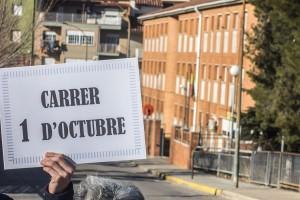 Esquerra proposa que el carrer de la caserna de la Guàrdia Civil de Berga passi a dir-se '1 d'Octubre'