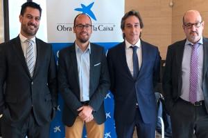 Gironella rep 10.000 euros de la Caixa per rehabilitar un altre pis social a l'avinguda Catalunya