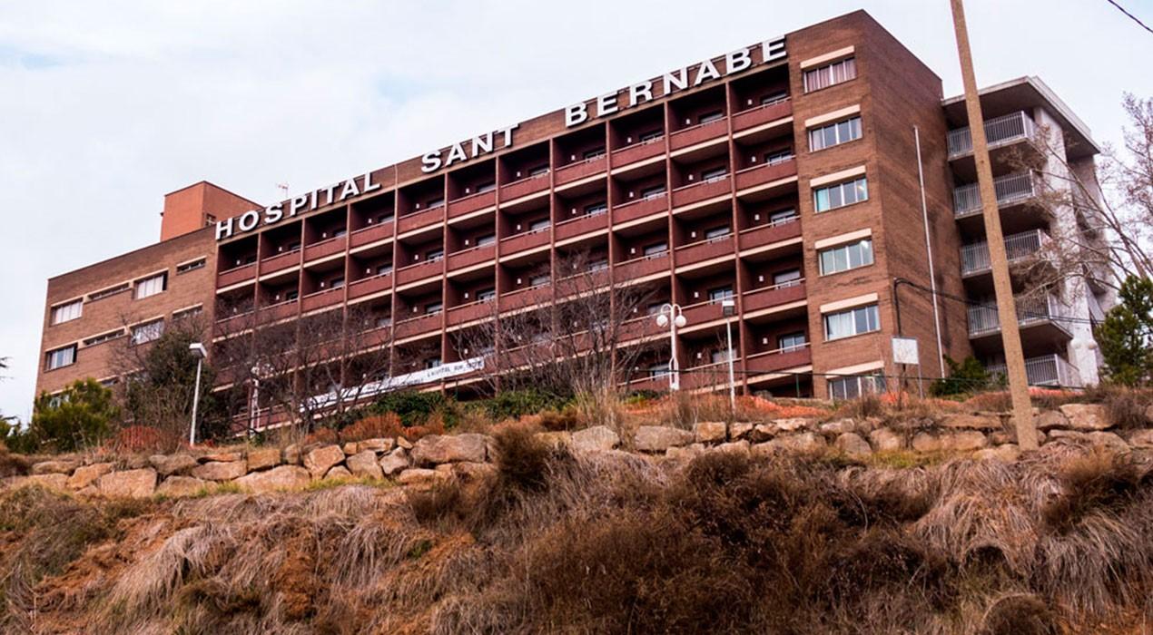 L'hospital de Berga ja ha confirmat 45 positius a la prova del coronavirus