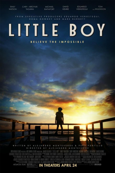 Cinema a Berga: Little Boy @ Teatre Patronat de Berga