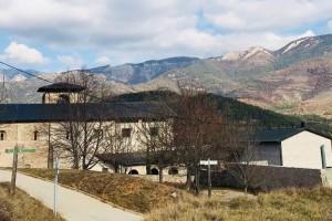 La Diputació destina 267.090 euros a portar electricitat i calefacció al monestir de Sant Llorenç