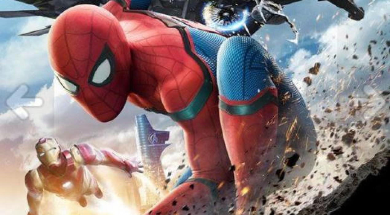 Cinema a Berga: Spider-Man Homecoming