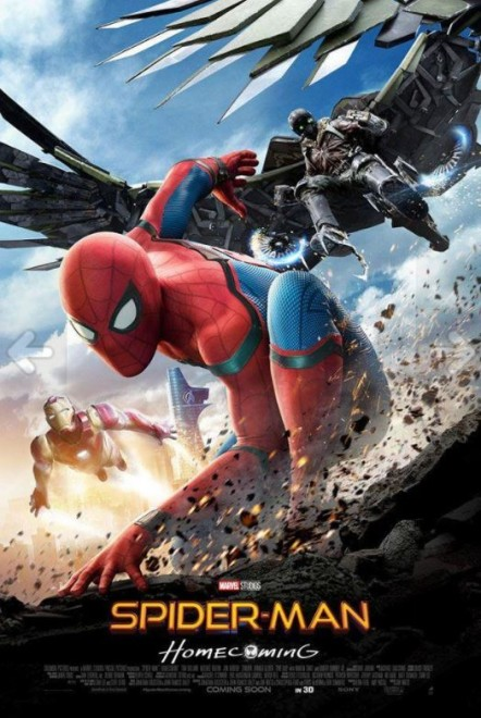 Cinema a Berga: Spider-Man Homecoming @ Teatre Patronat de Berga