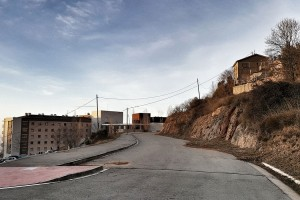 Berga il·luminarà l'accés a la zona ampliada de l'hospital i hi farà noves places d'aparcament