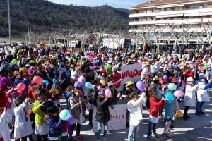 Els Curapupes treuen la part més solidària del Carnaval de Puig-reig