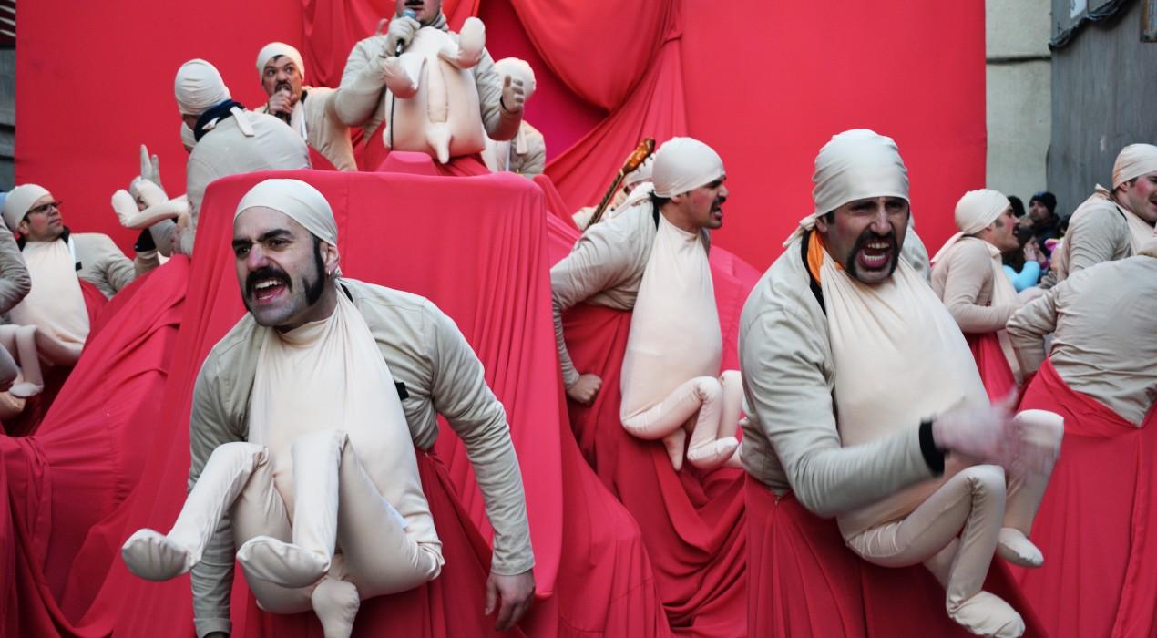 Les 38 millors fotos de la rua del Carnestoltes de Berga