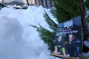La revista Aquí arriba a la neu