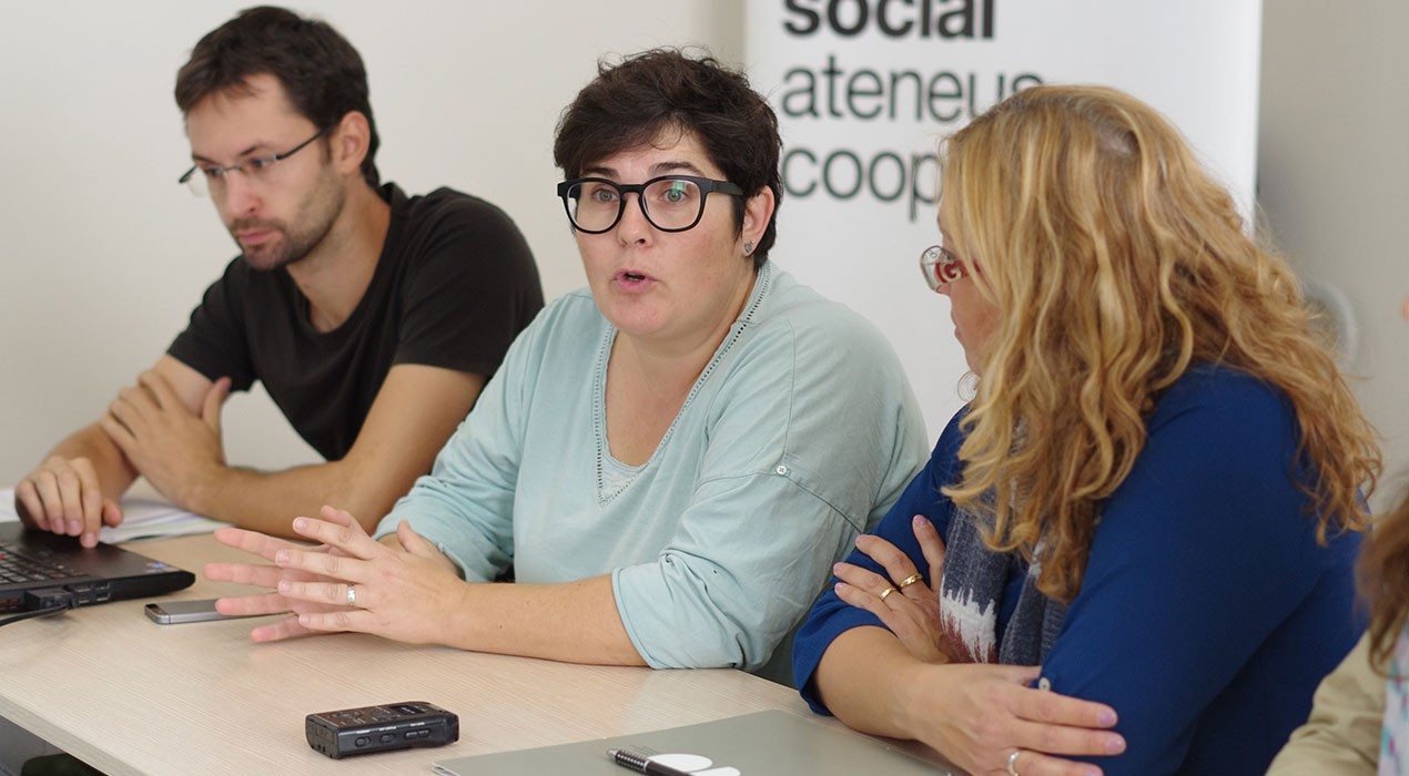 L'Ateneu Cooperatiu de la Catalunya central acompanya 4 projectes del Berguedà en el seu primer any