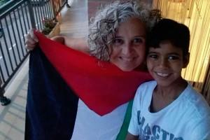 Vacances en pau: famílies de Berga tornen a acollir nens sahrauís durant els mesos d'estiu