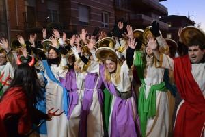 L'Ajuntament de Berga estreny vincles amb les comparses de la rua de Carnaval per consensuar canvis