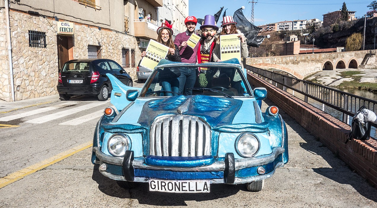 El Carnaval de Gironella repartirà més premis per a comparses locals i potenciarà les xarangues