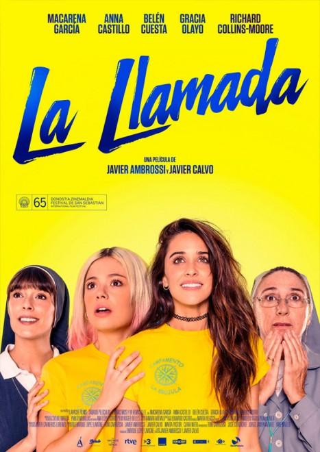 Cicle Gaudí: LA LLAMADA @ Teatre Patronat de Berga