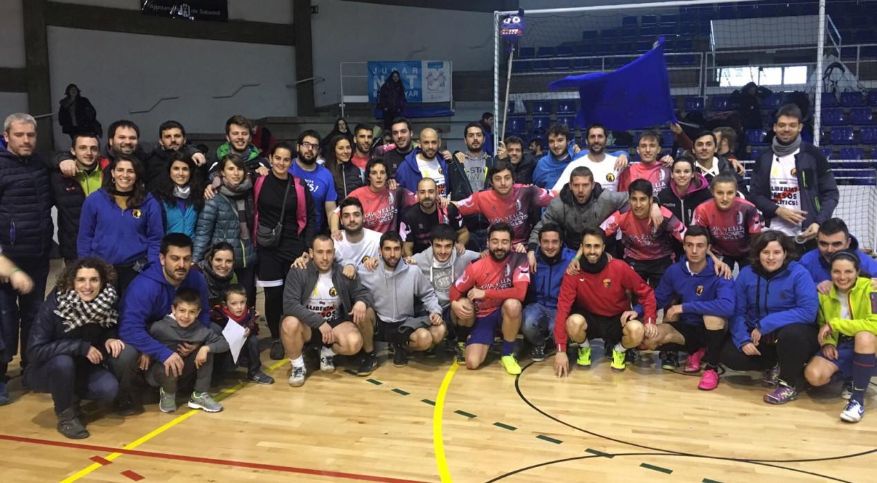 El 18è Torneig Casteller de Futbol se celebrarà a Berga i hi portarà més de 1.500 persones a ple mes de febrer
