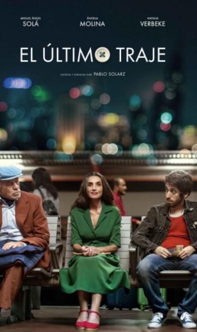 """Cinema a Berga: """"El último traje"""" @ Teatre Patronat de Berga"""