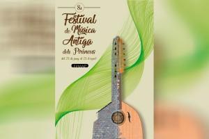 L'andorrà Albert Mosquera, autor del cartell del Festival de Música Antiga dels Pirineus 2018
