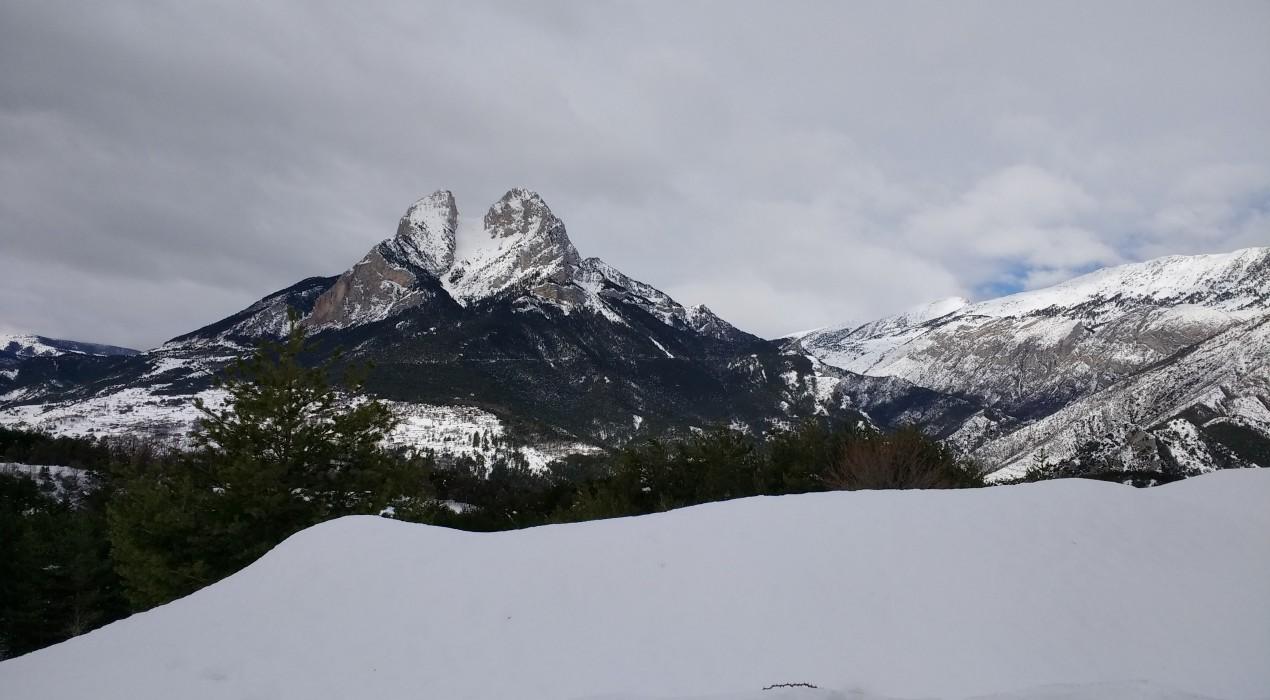 El Berguedà es prepara per un inici de setmana emblanquinat: torna la neu