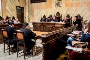 Berga ajorna l'aprovació de la candidatura per ser capital de la cultura catalana l'any 2021