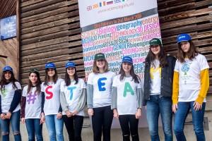 Més d'un centenar de joves estudiants europees tancaran a Berga el projecte ScienceGirls
