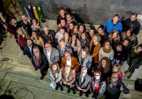 La primera gala dels Premis de Cultura del Berguedà, en 36 imatges