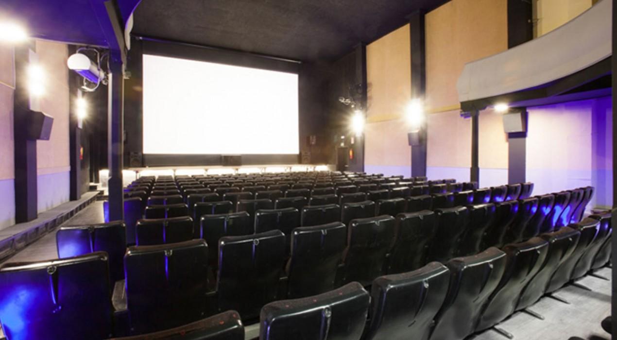 El cine al Patronat, sense data per a la represa de les projeccions
