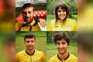 La selecció catalana d'orientació convoca 4 membres del COB per a la prova de relleus més important del món