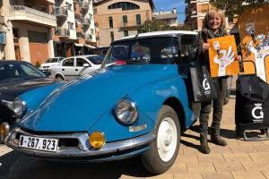 La Fira de Sant Josep recupera el carrer Balmes com a espai per a les entitats