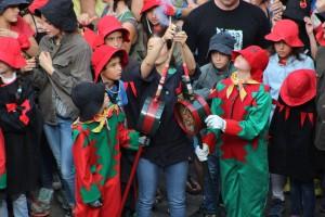 La Patum infantil, obligada un any més a limitar les comparses de foc als majors de 10 anys