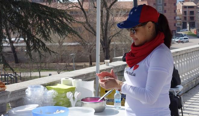 maria-pimentel-refugiats-emprenedora-veneçuela