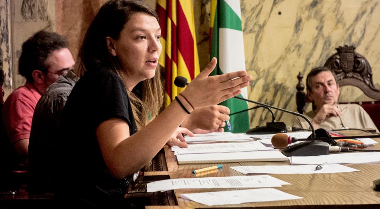 L'alcaldessa de Berga podrà obrir torn de preguntes entre els assistents als plens amb el nou reglament de participació