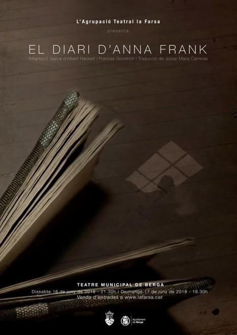El diari d'Anna Frank @ Teatre Municipal de Berga