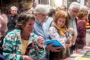 Berga permet que les entitats facin parada per Sant Jordi, però en redistribueix la majoria al Vall